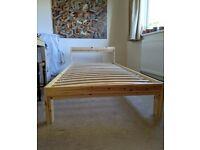 Single Bed (IKEA NEIDEN) with Slats