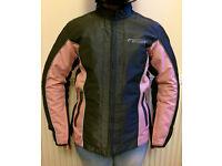 Ladies Motorcycle Jacket Size S