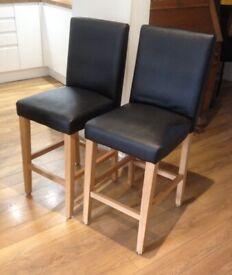 2x Ikea bar stools