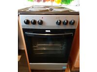 Electric Cooker (Black and Silver)