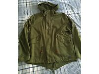 Firetrap Jacket in Green Size M - £20