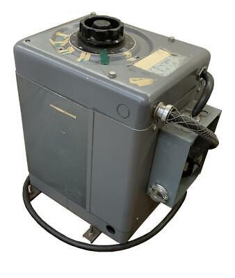 General Radio Company Variac Autotransformer 0-10 Dial Range