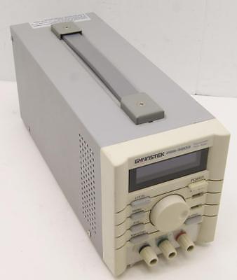Gw Instek Pss-3203 0-32vx1 0-3ax1 Programmable Dc Power Supply