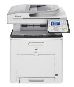 Canon Color imageCLASS MF9220Cdn Multifunction Printer Office Copier Scanner - Buy or Lease Hp Printers Scanners Copiers