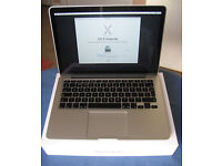 "Apple MacBook Pro 13"" with Retina Display 2015. i5 8GB 256GB SSD Laptop (Latest Model-March 2015)"