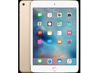 iPad mini 4 Wi-Fi 16GB GOLD MK6L2TY/A QUICK SALE