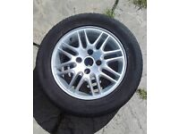 Ford Focus alloy wheel 2004