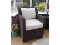 Conservatory Armchairs - 4 available