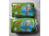 LITTLE SWIMMERS SWIM PANTS (X23 IN TOTAL) AGES 3-4 FOR WEIGHT 7-15KG