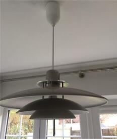 John Lewis Rise & Fall Pendant Ceiling Light