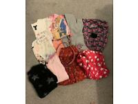 Bundle of girl's clothes age 10-11 years