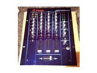 Vestax PCV-175 3-Channel DJ Mixer (mint and boxed)