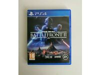 Star Wars Battlefront II 2 PS4