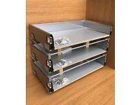 NEW B&Q 16mm IT KITCHENS DRAWER BOX PRESTIGE SOFT CLOSE 800mm Wide 3 PAN PACK (8190)