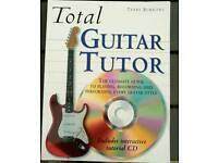 Guitar tutor Books