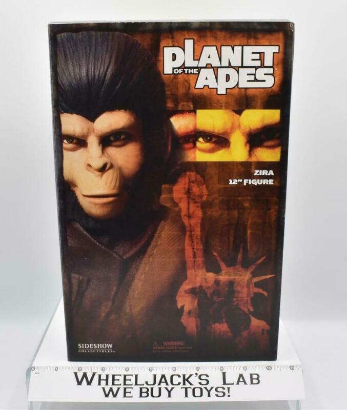 """Zira #1 Planet of the Apes Sideshow 12"""" Figure MISB"""