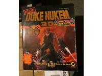 Duke Nukem book