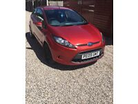 FORD Fiesta 09 FOR SALE low mileage