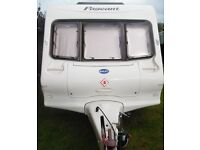 2003/4 BAILEY PAGEANT IMPERIAL WITH NEW MOTOR MOVER,FULL AWNING.ANY INSPECTION WELCOME