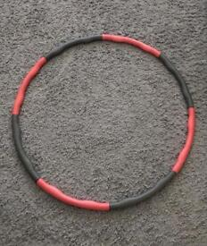 Exercise hula hoop