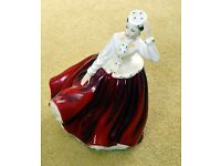 Royal Doulton figurine. 'Gail'