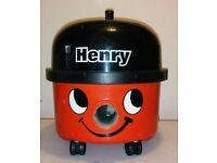 Henry vacuum cleaner with tools HVR200