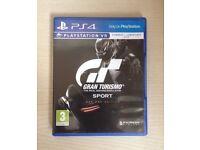 Gran Turismo Sport VR PS4