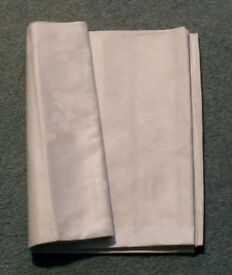 White linen tablecloth (New unused)