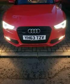 Audi a5 s line Black Edition Quattro 2013