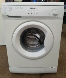 Bush washing machine - FREE DELIVERY