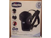 Chicco Go Baby Carrier brand new black great