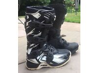 Motorcross boots - youth