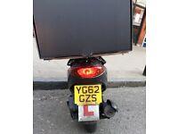 Yamaha xc125E VITY 2013 only £600