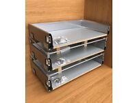 B&Q 16mm IT KITCHENS DRAWER BOX PRESTIGE SOFT CLOSE 800mm Wide 3 PAN PACK (8190)