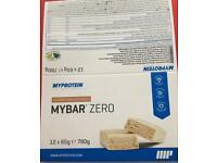 Myprotein snack bars x11