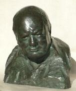 Winston Churchill Signed