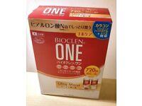 Ultra Moist BIOCLEN ONE Contact Lens Solution Japanese 720ml Japan