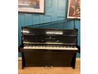 Steinway model Z |Belfast Pianos| Belfast| Black | 1965