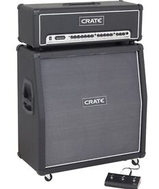 Crate Flexwave Stack amp – Head and Cabinet (RRP £320)