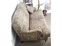 For Sale 100gbp: Derwent 3 Seater Sofa Good Condition - Collection ONLY (SCOTLAND)