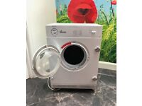 BAUMATIC INTEGRATED TUMBLE DRYER BTD1 - WHITE - FULLY WORKING!