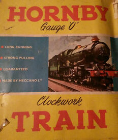 Vintage Hornby / Meccano model railway. Track only