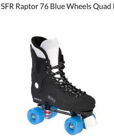 Skates (quads) SFR Raptor 76.Adult size 7. Excellent condition.