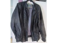 Vintage real leather jacket - very good condition