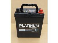 Car battery No 054. 40 amp CCA360A. Hardly used