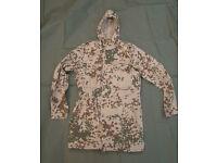 German Army Bundeswehr Tropentarn Desert Camouflage Pattern Smock