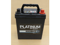 Car battery No 054. 40 amp CCA360A.