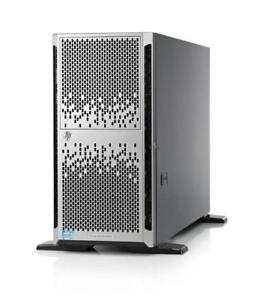 HP ML350e Gen8 Tower server, perfect for Home or Business