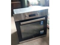 Electric built in oven & hob – brand new
