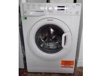 HOTPOINT Smart WMFUG842P Washing Machine- New- Ex display